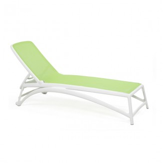 Atlantico Resin Hospitality Chaise Lounge
