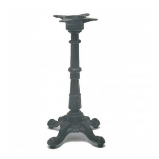 B6 Base C6 Column Ornamental Restaurant Dining Table Base