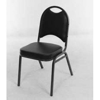 Banquet Chair - Black
