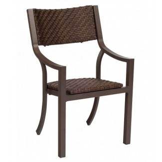 Beaufort Wicker Arm Chair