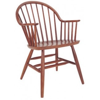 Beechwood Arm Chair WC-267VR All Wood