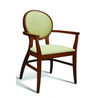 Beech Wood Arm Chair York Series