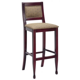 Beechwood Bar Stool BS-332UR