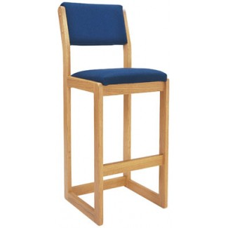 Beechwood Bar Stool BS-380UR