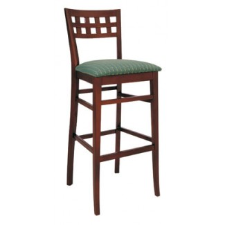 Beechwood Bar Stool BS-390UR