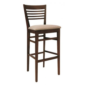 Beechwood Bar Stool BS-392UR
