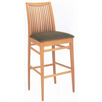 Beechwood Bar Stool BS-393UR