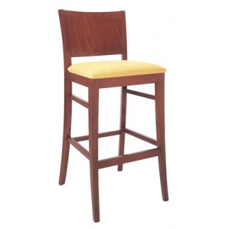 Beechwood Bar Stool BS-427UR