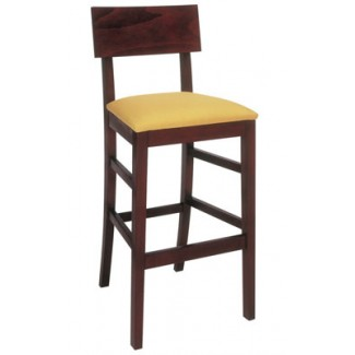 Beechwood Bar Stool BS-437UR