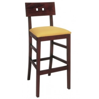 Beechwood Bar Stool BS-438UR