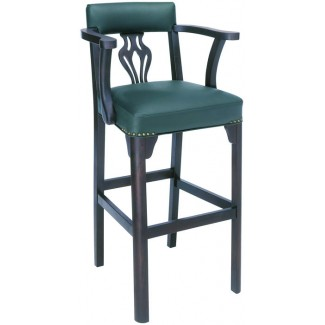 Beechwood Bar Stool BS-445UR