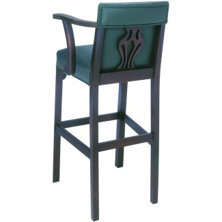 Beechwood Bar Stool BS-447UR