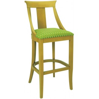 Beechwood Bar Stool BS-457UR