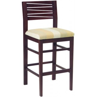 Beechwood Bar Stool BS-474UR