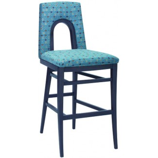 Beechwood Bar Stool BS-475UR