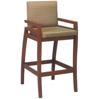 Beechwood Bar Stool BS-488UR