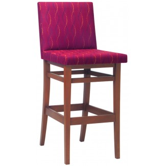 Beechwood Bar Stool BS-489UR
