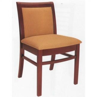 European Beech Wood Dining Chairs High Style Beechwood