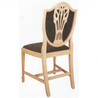 Beechwood Side Chair WC-841UR with Picture Back