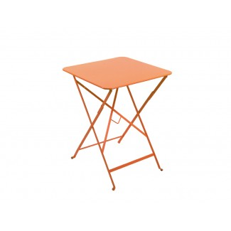 "22"" Square Bistro Table without Parasol Hole"
