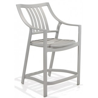 Bistro Bellano Balcony Height Stool With Arms