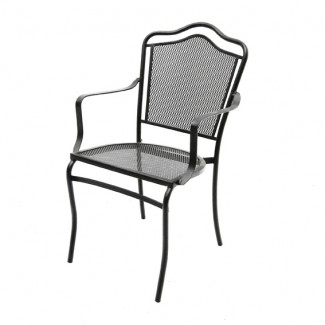 Boardwalk Stacking Dining Arm Chair