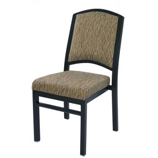 Bolero Aluminum Side Chair without Handhold 80/5