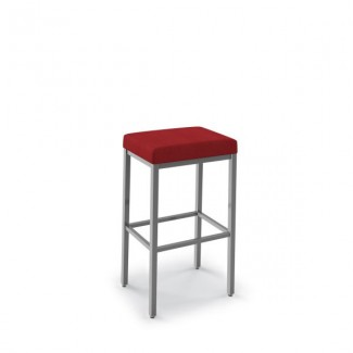Bradley 40038-USNB Hospitality distressed metal bar stool