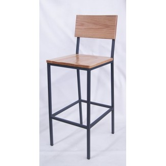 Brighton Industrial Hospitality Bar Stool