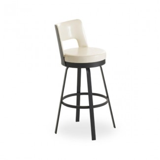 Brock 41435-USUB Hospitality distressed metal bar stool