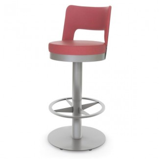 Brock 47635-USUB Hospitality distressed metal bar stool