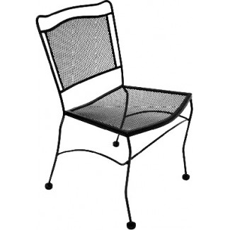 Cahaba Stacking Bistro Side Chair