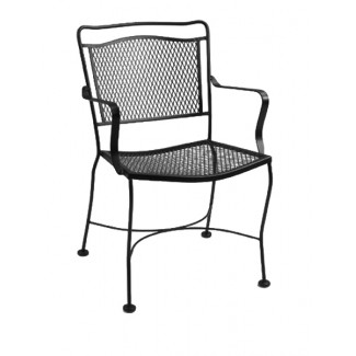 Cahaba Standard Mesh Dining Arm Chair