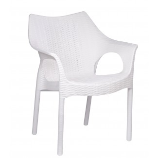 Cambridge Resin Lounge Hospitality Dining Chair