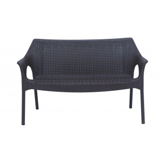 Cambridge Lounge Hospitality Loveseat for Outdoor Use