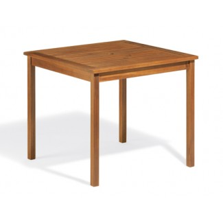 "Capri 34"" Square Dining Table"