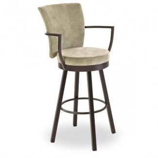 Cardin 41430-USUB Hospitality distressed metal bar stool