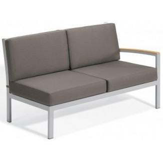 Carrillo Modular Loveseat - Left