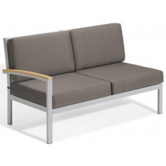 Carrillo Modular Loveseat - Right