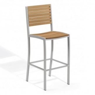 Travira Bar Chair - Tekwood Natural
