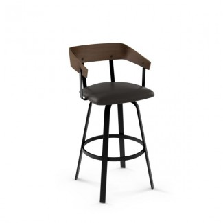 Carson 41519-USWB Hospitality distressed metal stool