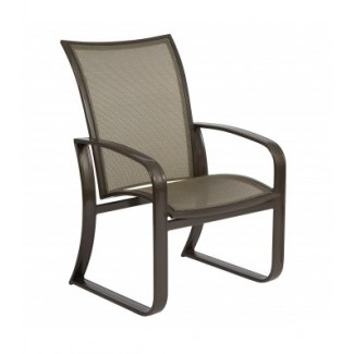 Cayman Isle Flex Dining Arm Chair