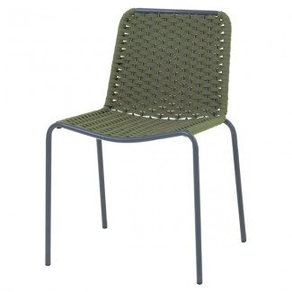 Solstice Aluminum Hospitality Side Chair