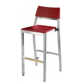 Chairaz Aluminum Frame Bar Stool