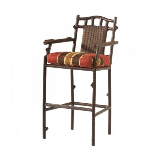Chatham Run Bar Stool With Arms