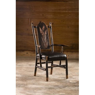 Cherry Branch Hickory Arm Chair CFC448