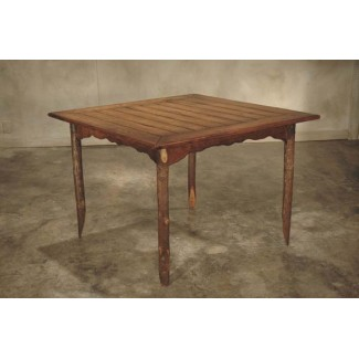 Cherry Branch Hickory Dining Table CFC285
