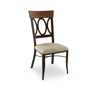 Cindy 35217-USWB hospitality distressed metal dining chair