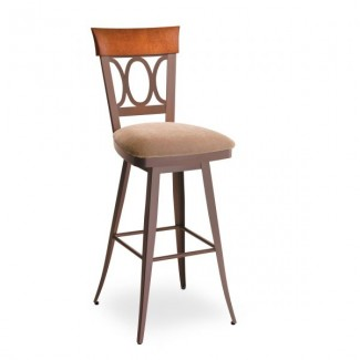 Cindy 41417-USWB Hospitality distressed metal bar stool