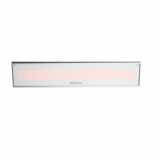 Commercial Outdoor Bromic Platinum Smart-Heat Electric Heater White - 3400W